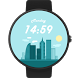 Watchface Android Wear City by FabulousWatchFaces