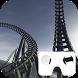 VR Snowy Roller Coaster by Black Bird Games