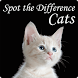 Cat`s - Spot the Difference by Bruckner Jürgen