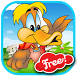 Dona Super Duck jumper by Studio Game USA