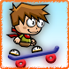 Skater Boy by Fafa
