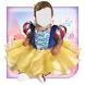 Baby Princess Photo Montage by Sam Art Photo