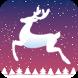 Rudolph Reindeer Christmas by voolean