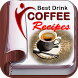 Best Coffee Shop Recipes by Hasyim Developer