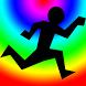 Run with Rhythm by Gennaro Guarino