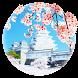 【Himeji Castle and Sakura 】 by TheCoolJapan