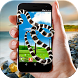 Snake on Screen Scary Phone Prank 3D 2017 by Apps n Tapps
