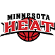 Minnesota Heat Hoops by Exposure Events, LLC