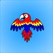 Flying Parrot by krltu