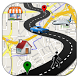 Gps Route Finder map navigation by khazana Apps