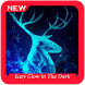 Easy Glow in The Dark Painting Techniques by Kigami Apps