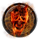 Poweramp Skin Flames by Andrew G.