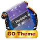 Thrones GO SMS by Rich Themes