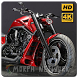 Modifikasi Motor Harley by Morph Network