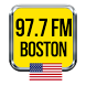 97.7 FM Radio Station Boston by anaco