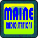 Maine Radio Stations by Tom Wilson Dev