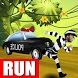 Runner Police Race Escape by Best Top Shooting FPS Games Racing 4x4 Simulator