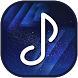 Music Player Style Samsung Galaxy S8 - S8 Plus by Beobeo Hyna Studio