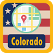 USA Colorado Maps by USA Maps and Street DIrections