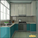 Minimalist Kitchen Design by ufaira