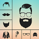 Man Photo Editor : Man Hair style ,mustache ,suit by Appwallet Technologies