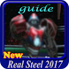 Guide Strategy Real-Steel 2017 by Underheat Level