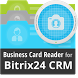 Business Card Reader Bitrix24 by MagneticOne Mobile