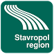 Stavropol region Map offline by iniCall.com