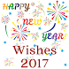 Happy new year wishes 2017 by Nilkanth Developers