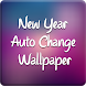 NewYear Auto Wallpaper Changer by Rams Apps
