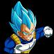 Vegeta Super Saiyan God Game by Subarashi World