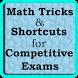 Math Tricks Competitive Exam by flatron