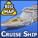 Cruise Ship Minecraft map by mcpeliha@gmail.com