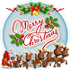 Merry Christmas Moon by Excellent launcher