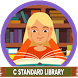 Learn C Standard Library by Free Book Apps