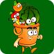 Fruitler - The Fruit Catcher by Monzonito