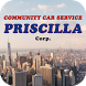 Priscilla Car Service by LimoSys Software