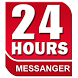 24 Hours Messenger by BNK WEB ARTS