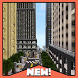 Cinematography City MCPE map by Bopin