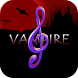 Vampire Theme For Free Music Player