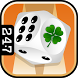 St. Patrick's Day Backgammon by 24/7 Games llc