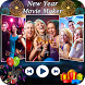 New Year Movie Maker :Newyear Photo to Video Maker by App Bank Studio