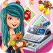 Christmas Toy Store Cash Register : Cashier Girl by Good Kids Studio