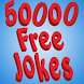 50,000 Free Jokes by Radiant Apps