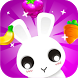 Fruit Rabbits Mania by Roxy Game