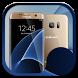 Galaxy Theme Samsung S7 Edge by Moji Keyboard Theme 1