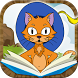 Tale of Puss in Boots by Classic fairy tales Interactive book for kids