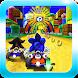 All Stars Super Sonic - Jungle Game