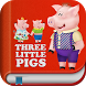 Three Little Pigs Lite by Preschool & Kindergarten Learning Kids Games