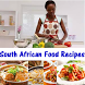 South African Food Recipes by Mykool Exousia